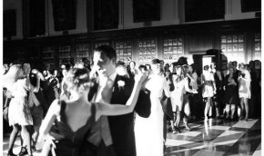Dancing in the Main Hall