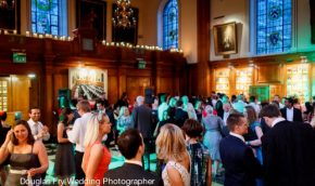 Dancing at Inner Temple