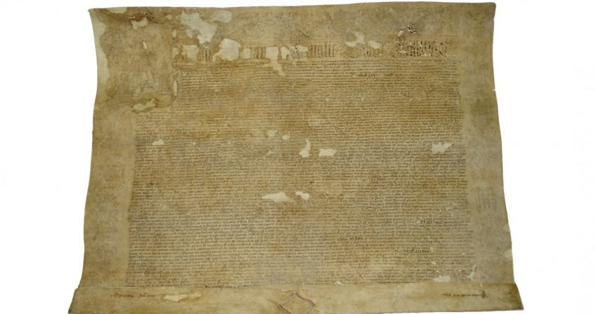 Temple Charter 1608