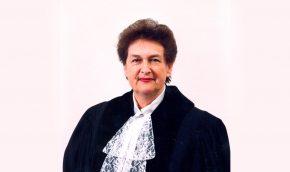 Dame Rosalyn Higgins GBE JSD FBA QC