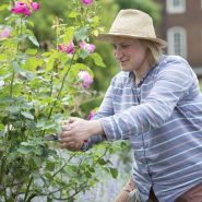 Andrea Brunsendorf, Head Gardener of Inner Temple