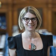 Kate Peters, Events & Administration Manager at the Inner Temple