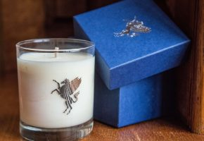 Inner Temple Candle