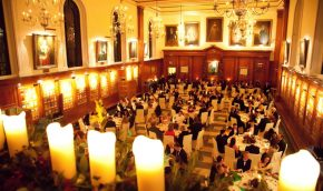 The Inner Temple Hall from the gallery