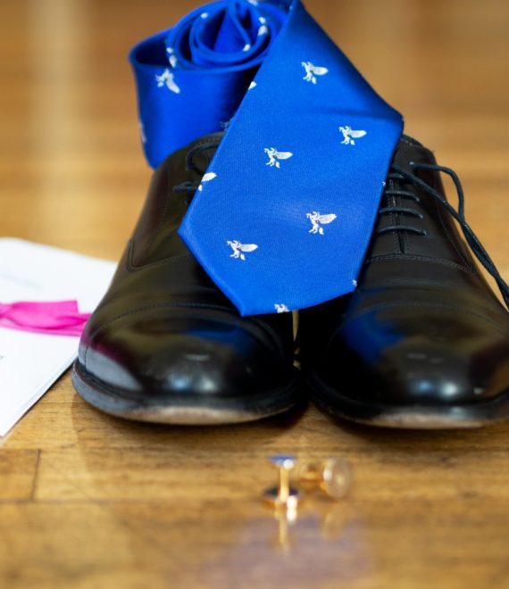 Traditional Pegasus Tie