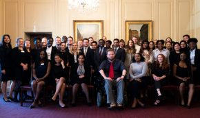 Pegasus Access and Support Scheme  Scholars – Group photo