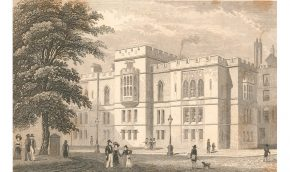 the-new-library-parliament-chambers-byTho-H-Shepherd-1829