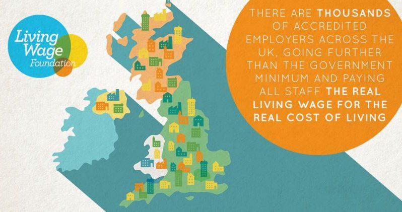 We're among 5500 living wage employers