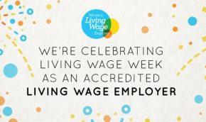 Living Wage Week 2019 Logo