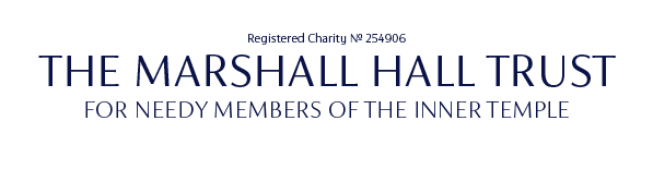 Marshall Hall Trust Logo